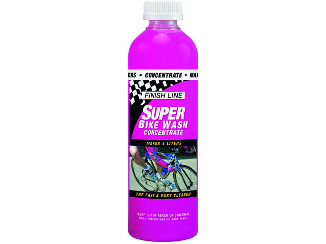 Finish Line Bike Wash concentrate 4 l pink